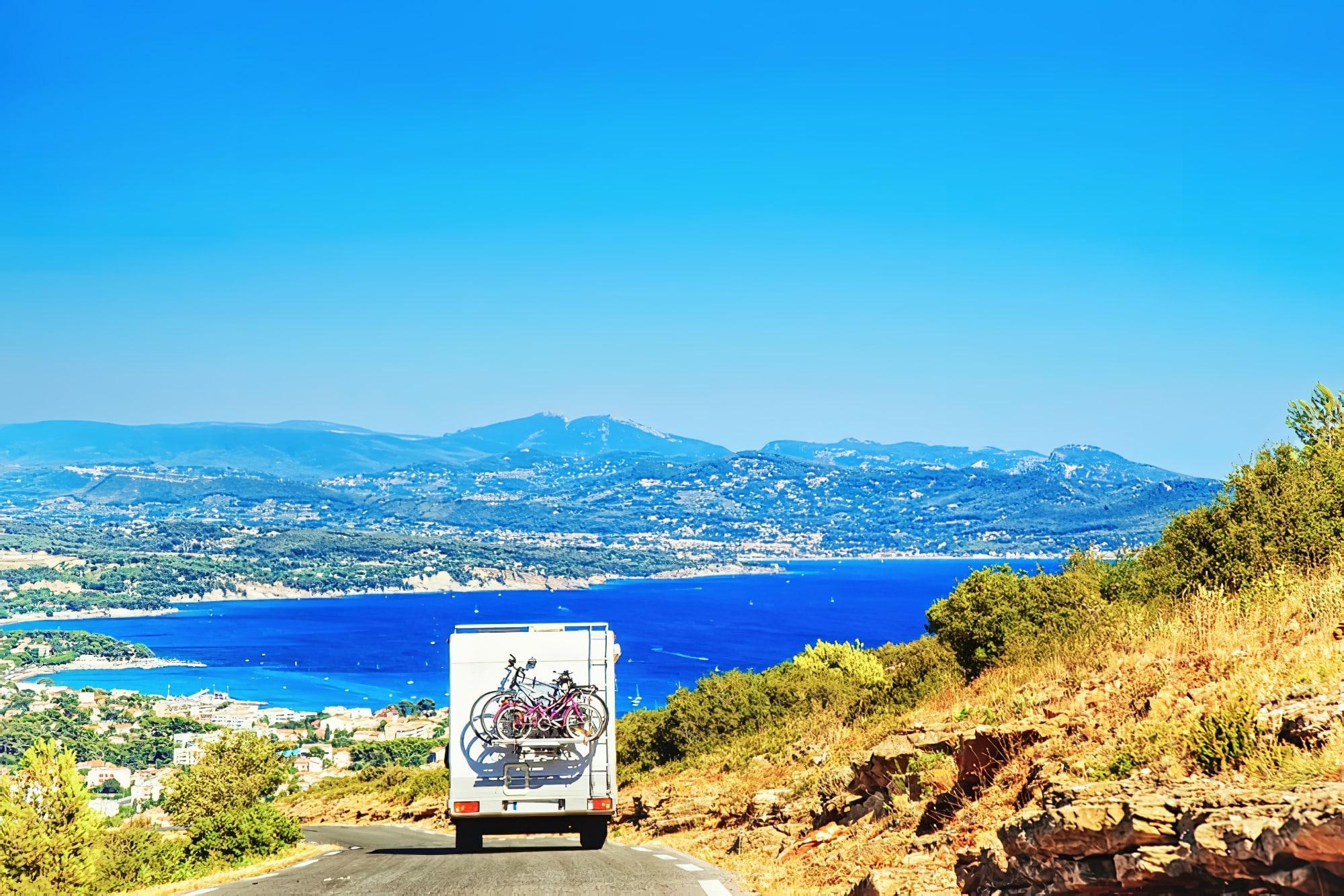 Vacances en France : roadtrip en Provence