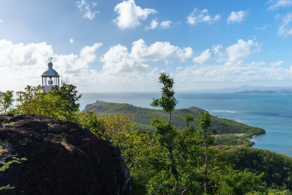 Péninsule de la Caravelle, Martinique