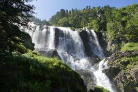 Chute d'Ars en Ariège