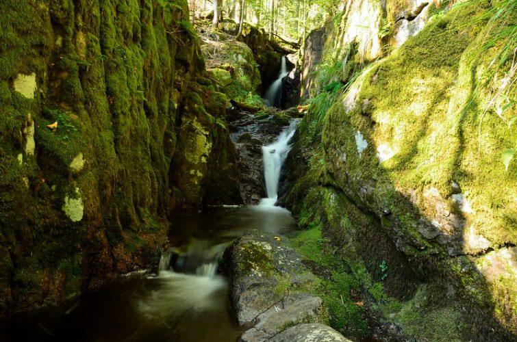 cascade du Saut de la Truite