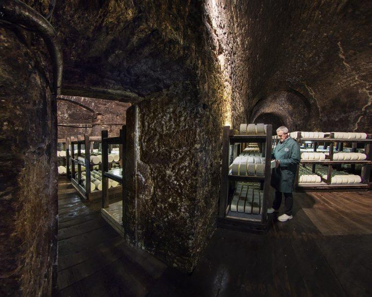 Caves de Roquefort Société, Aveyron