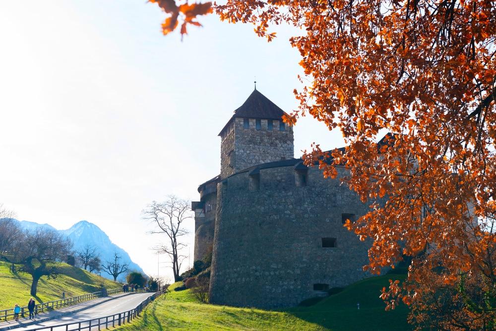 château de Gutenberg