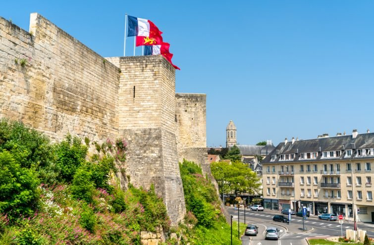 Loger à Caen : Château de Caen