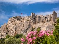 Château des Beaux-de-Provence parmi les plus beaux chateaux du Luberon