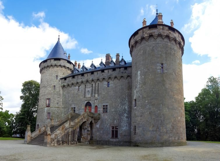 combourg chateau