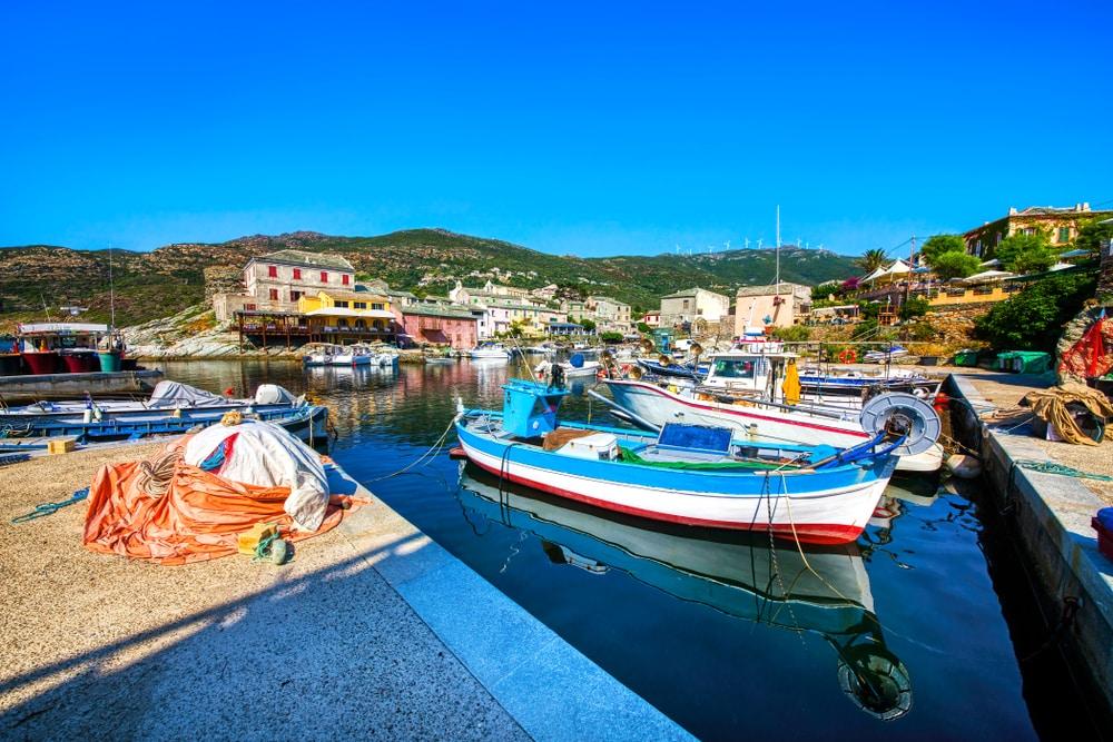 Centuri, un des plus beaux villages de Corse