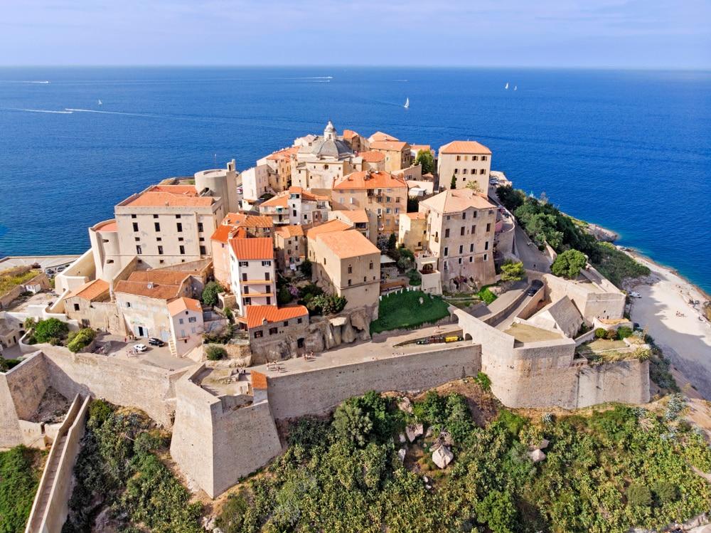 Calvi, un des plus beaux villages de Corse