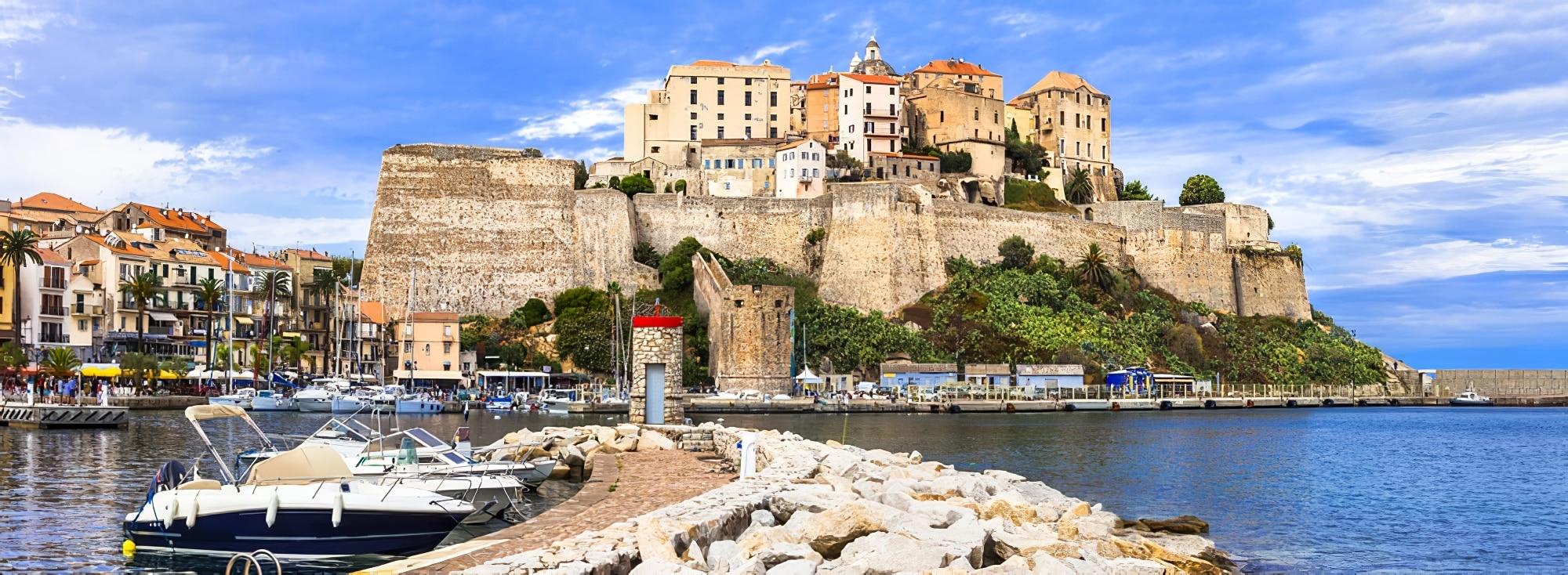 Les plus beaux villages de Corse