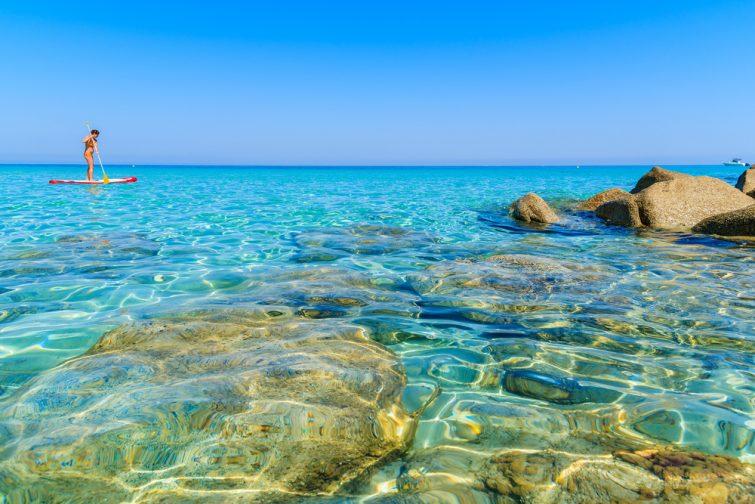 Plongée en Corse