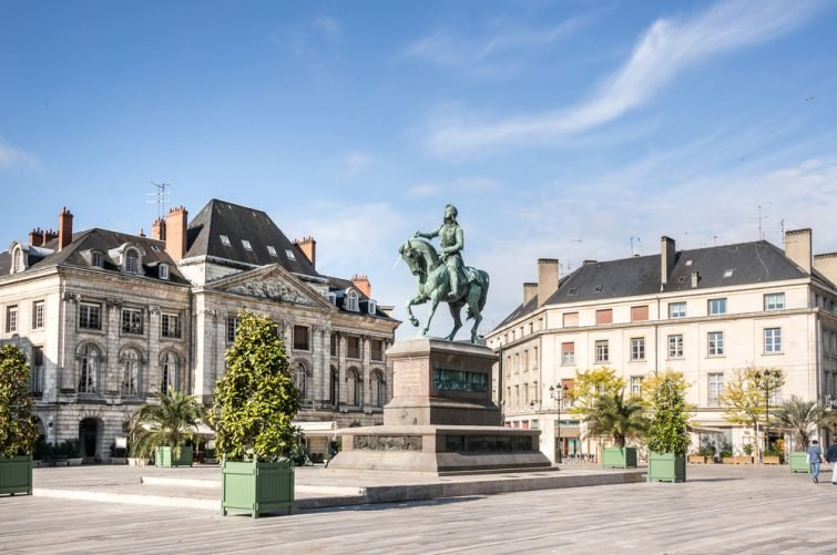 Visiter le Centre Val-de-Loire et sa capitale : Orléans