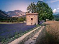 La Drôme Provençale en Camping-car