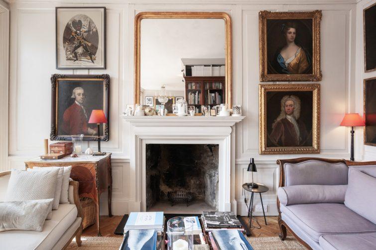 Appartement classique sur le Royal Mile
