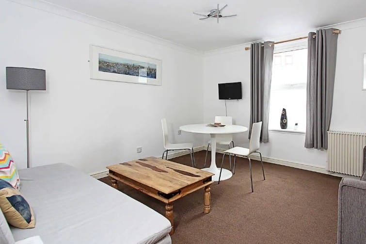 Appartement confortable dans le quartier de Leith