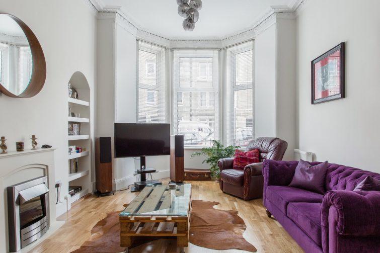 Appartement design exceptionnel près du quartier de Leith