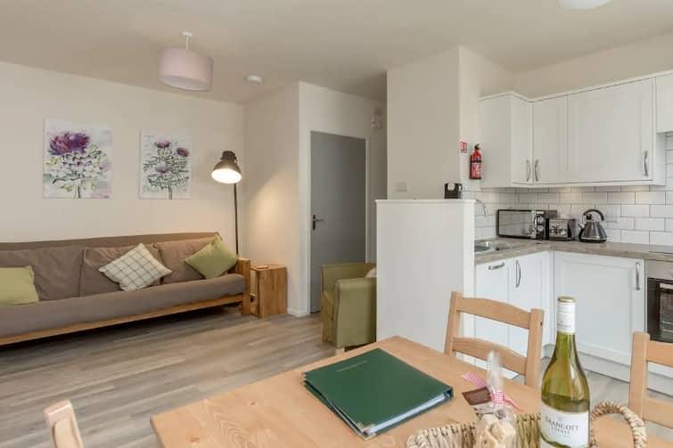 Appartement près du château d'Édimbourg