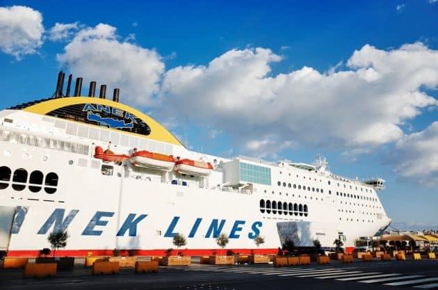 Comment aller à Corfou depuis Bari en ferry ?