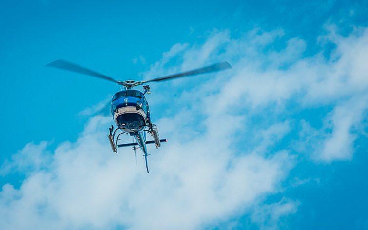 Activités outdoor à faire au Pays Basque : Hélicoptère à Biarritz
