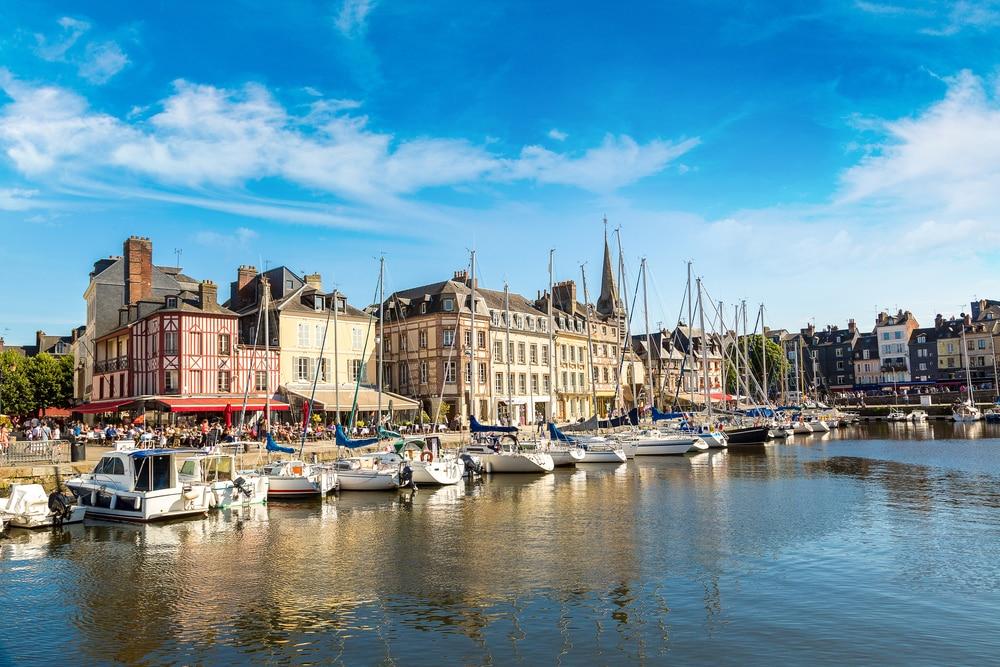 Plus beaux ports de France : Le célèbre port de Honfleur