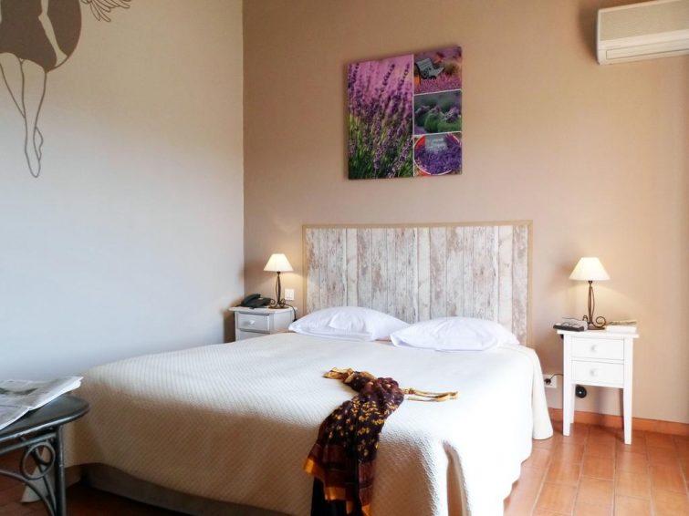 Hôtel Les Ambres, Roussillon