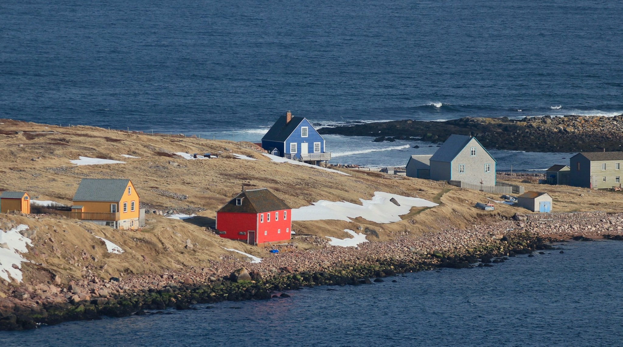 Visiter Saint-Pierre-et-Miquelon : Île-aux-Marins