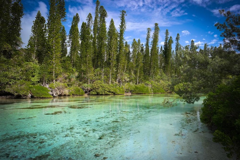 L'île des Pins, Nouvelle-Calédonie