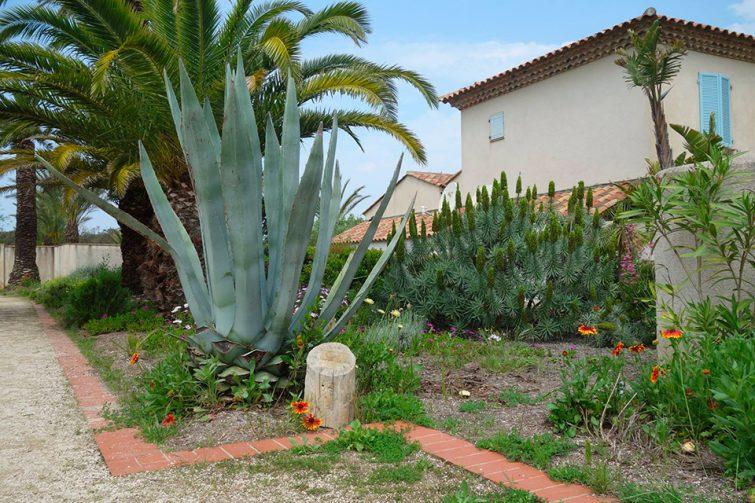 Visiter Porquerolles : Le jardin Emmanuel Lopez