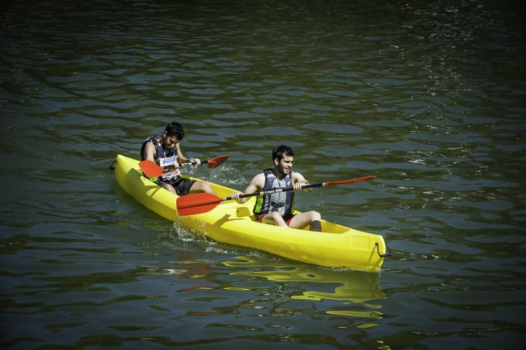 Activités outdoor à faire au Pays Basque : Canoë Kayak