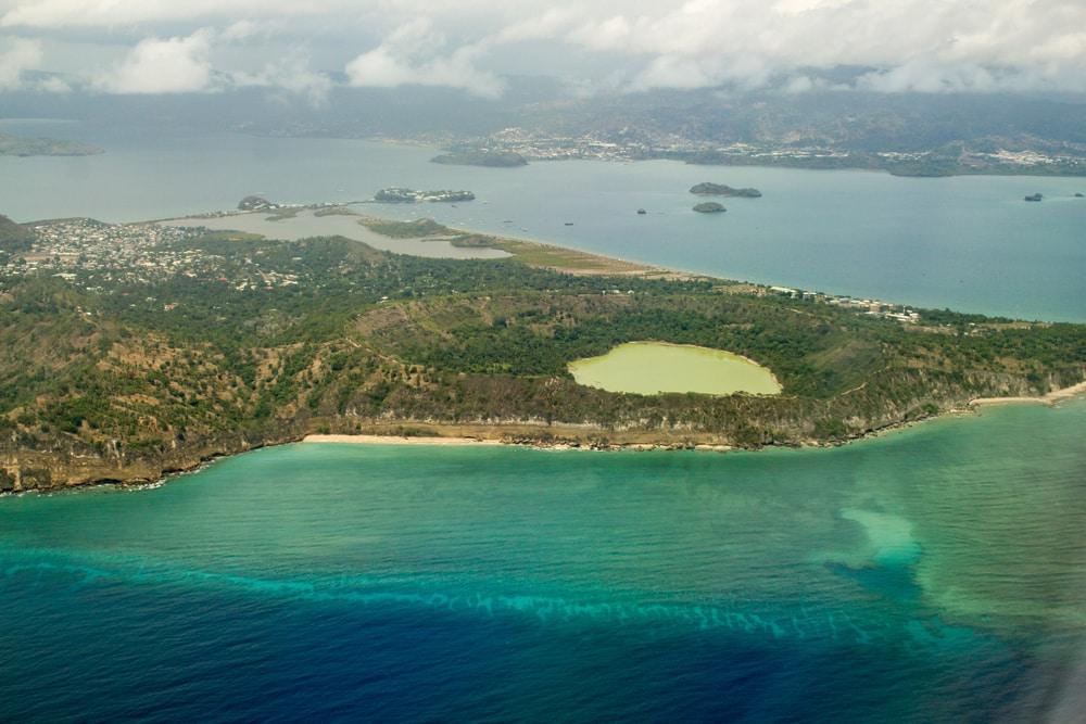 Lac Dziani, Mayotte