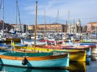 Bateaux du port de Nice