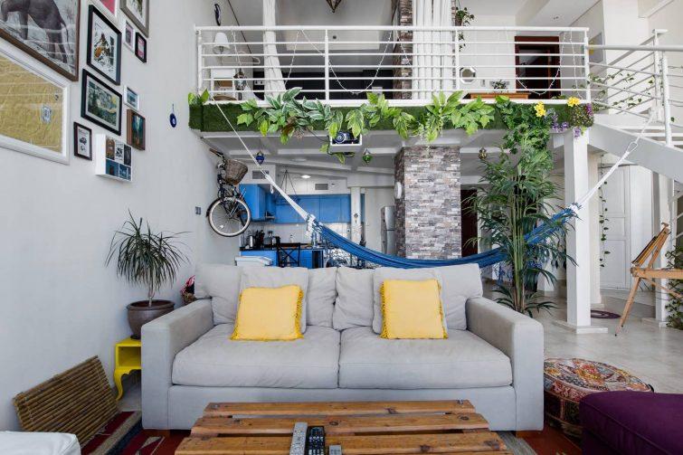 Airbnb, loft moderne à Dubaï