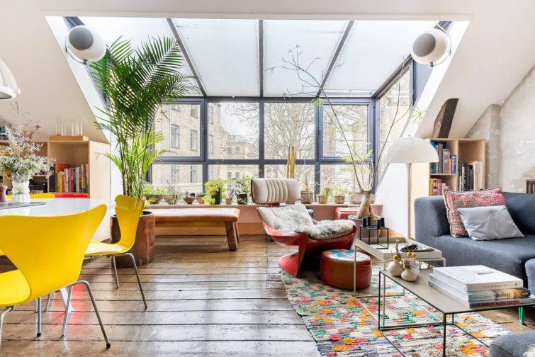 Loft dans le quartier français de Copenhague