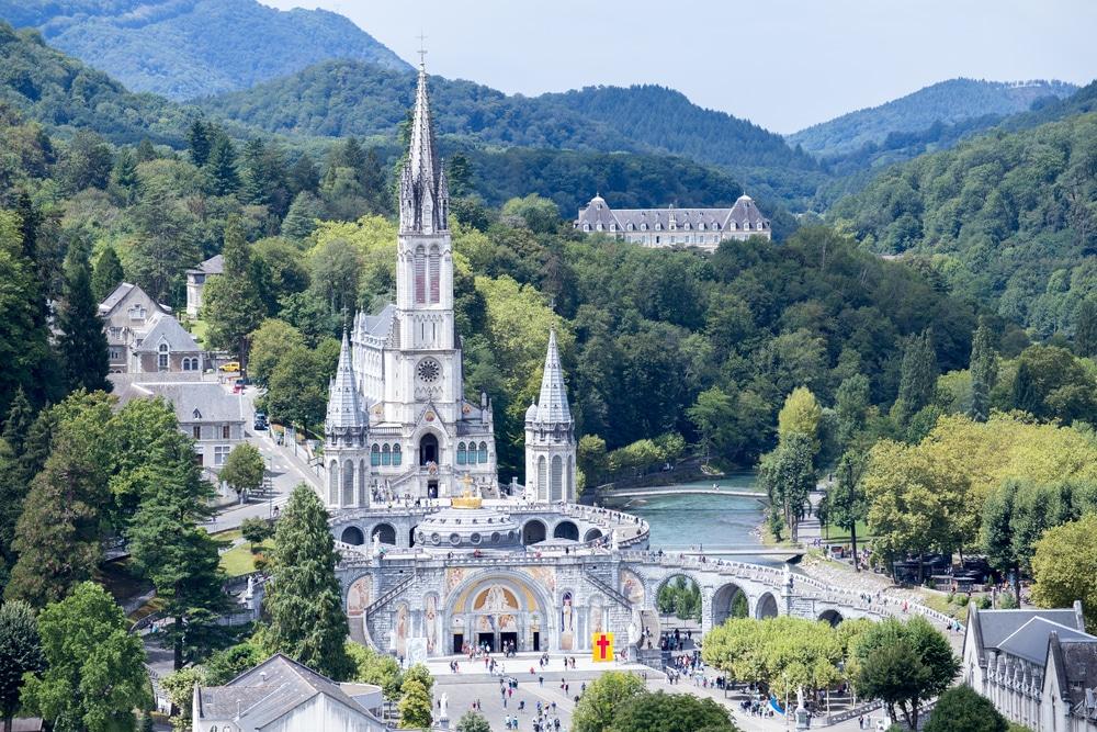 Sanctuaire de Lourdes - week-end autour Toulouse