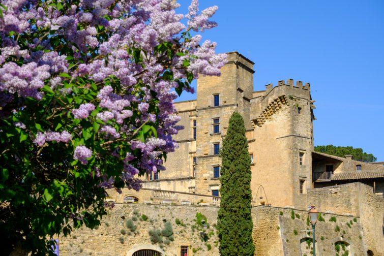 Le village de Lourmarin et son château