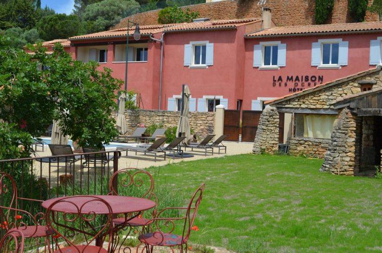 La Maison des Ocres, Roussillon