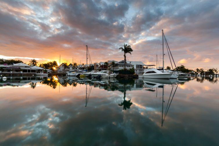 Visiter à Pointe-à-Pitre : La Marina