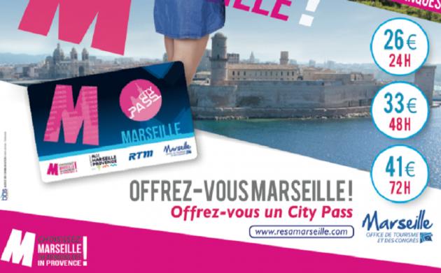 City Pass Marseille : avis, tarif, durée & activités incluses