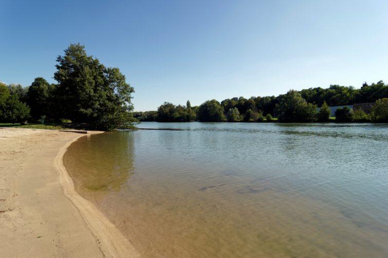 Se baigner à Paris : Meaux-Plage