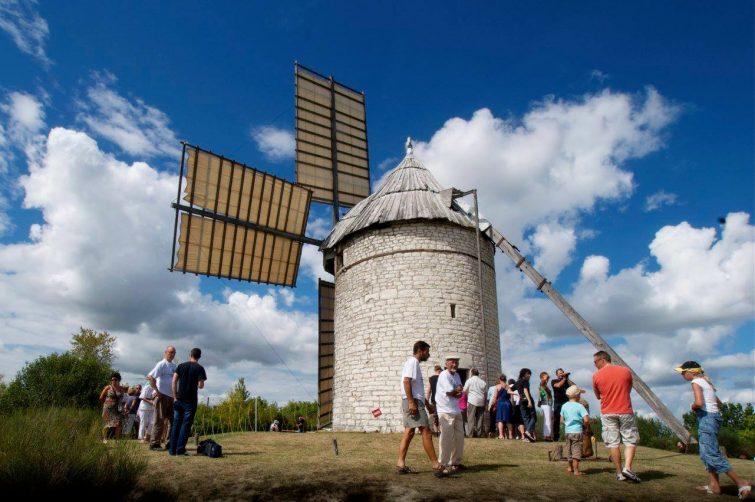 Moulin de Boisse, Sainte-Alauzie dans le Lot, près de Castelnau-Montratier