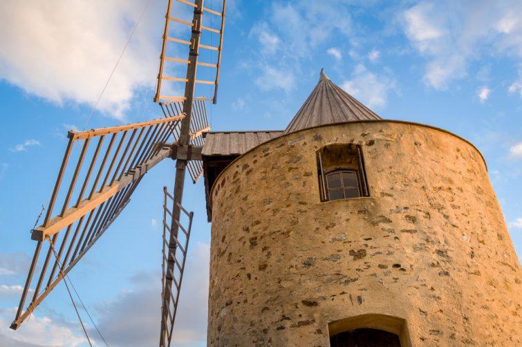 Visiter Porquerolles : Le moulin du bonheur