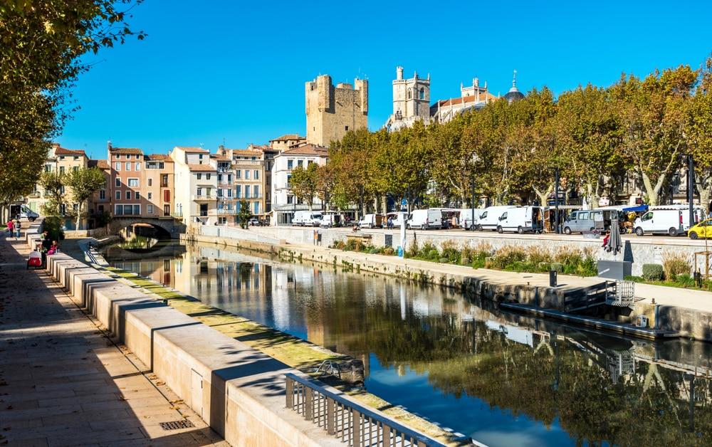 La Cité, quartier où loger à Narbonne