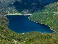 Le Lac d'Orédon dans le massif de Néouvielle