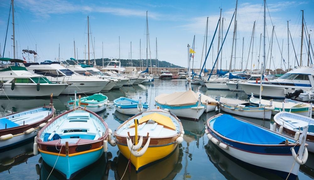 nice bateaux