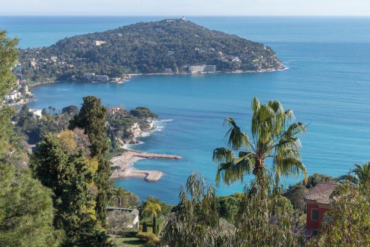 Visiter la Provence : Cap Ferrat