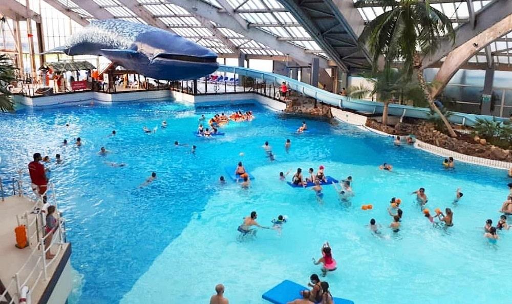 Parc aquatique Paris, Aquaboulevard