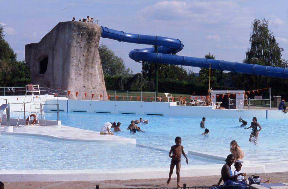 Parc aquatique Paris, Base de loisirs de Créteil