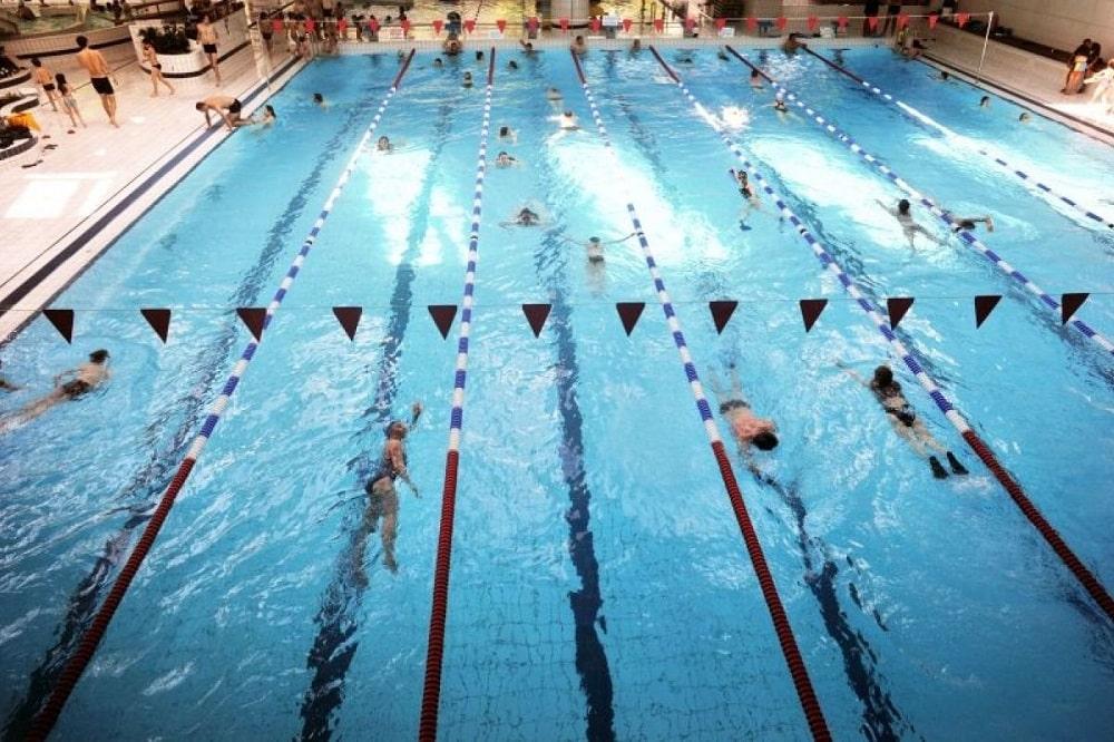 Parc aquatique Paris, piscine de Neuilly-sur-Seine
