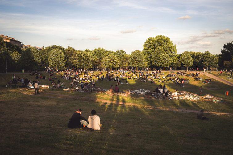 parc victoria berlin