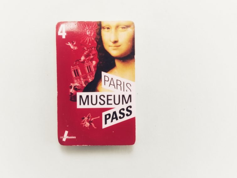 City Pass Paris : Paris Museum Pass