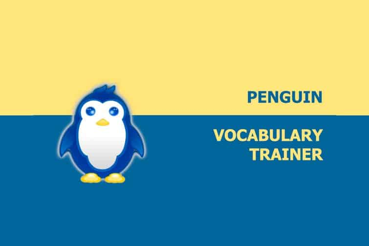 Penguin - Vocabulary Trainer