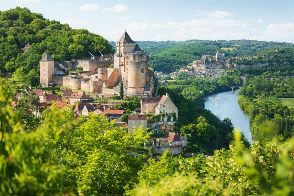 Château de Castelnaud, l'un des plus beaux châteaux du Périgord